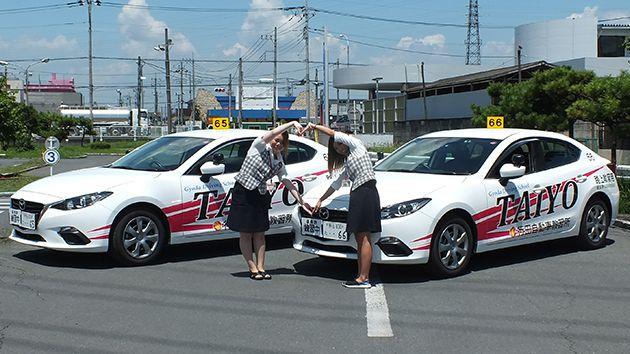 行田自動車教習所写真