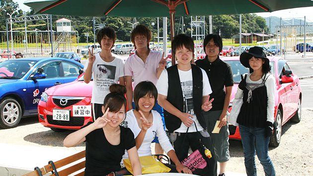 三原自動車教習所写真