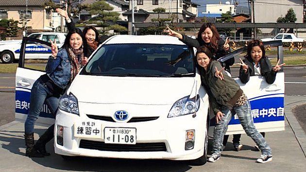 香川県中央自動車学校写真