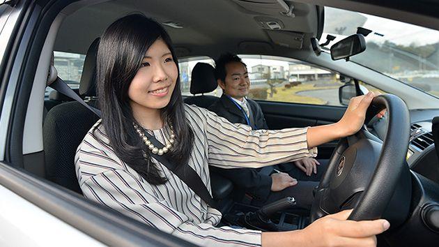 安来ドライビングスクール写真