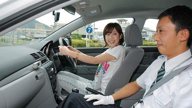 共立自動車学校・大野写真