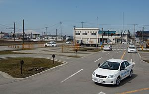 新庄第一自動車学校写真