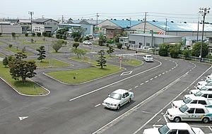 浜松自動車学校・袋井校写真