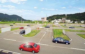 糸魚川自動車学校写真