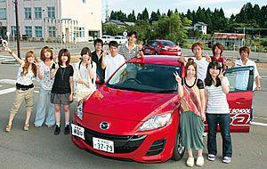 田上自動車学校写真