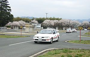 鳥取県自動車学校写真